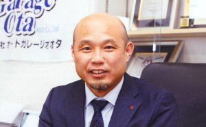 株式会社アスドリーム 代表取締役 大田 勝彦
